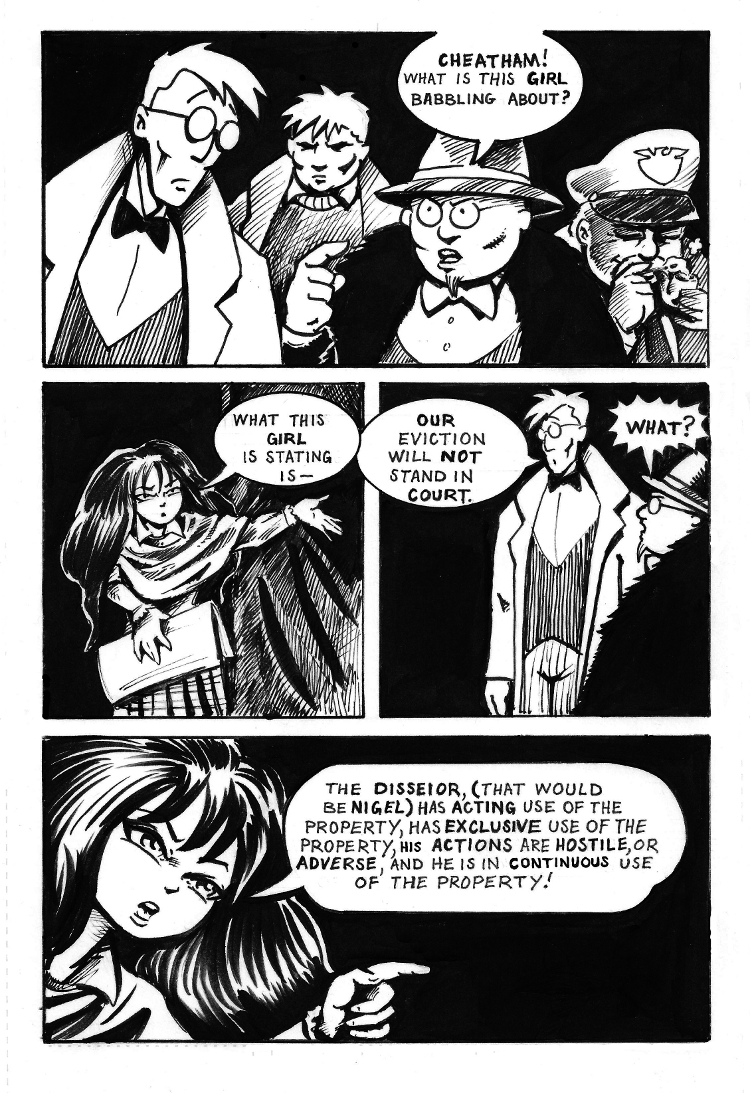 The Mob Part II Page 8