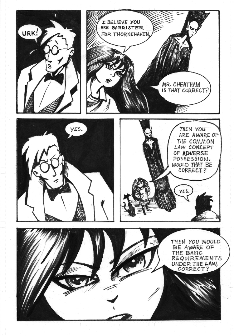 The Mob Part II Page 7