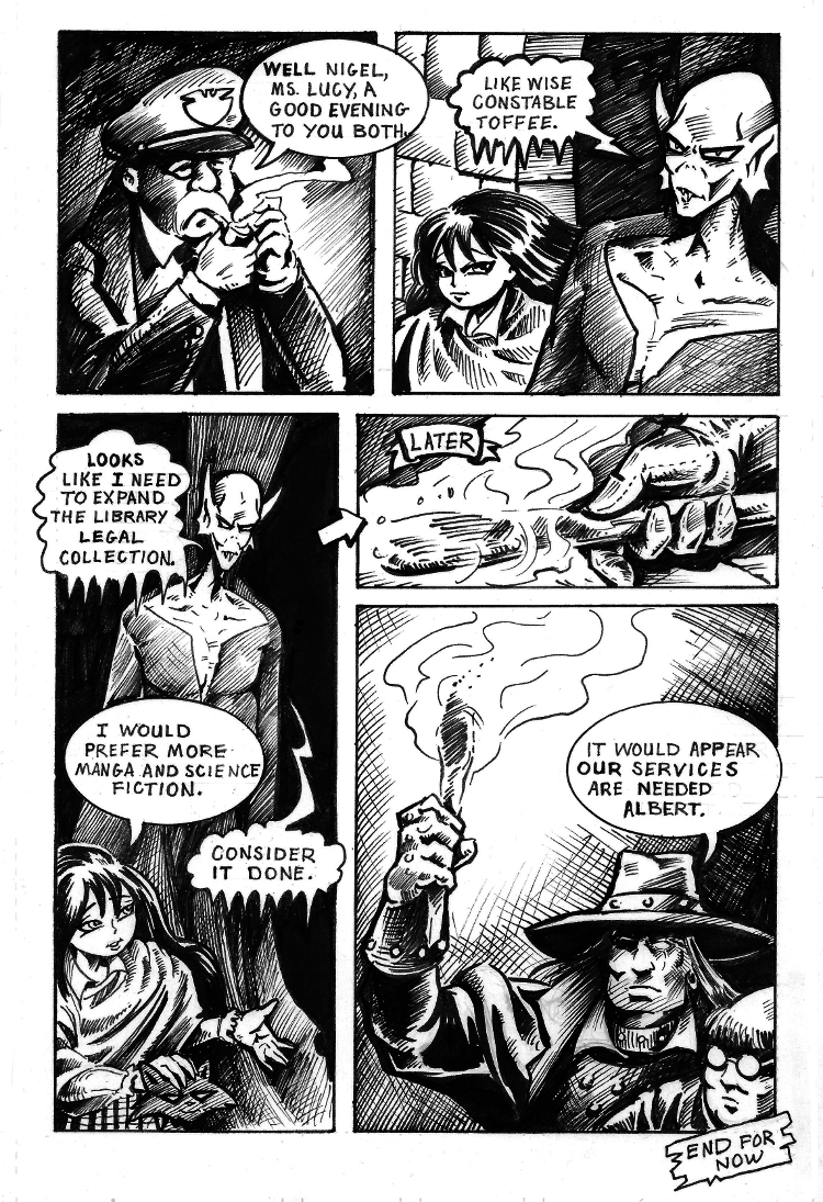 The Mob Part II Page 12